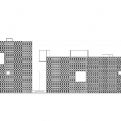 Y house - south facade © AZL architects