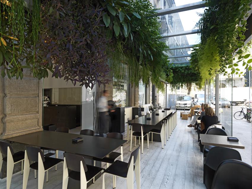 Trussardi alla scala zeroundicipi it zeroundicipi it - Interior design cafe milano ...
