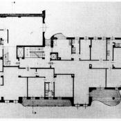 Jaretti e Luzi | Casa dell'Obelisco | 1959