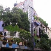Hundertwasser | Residential Building | 1985