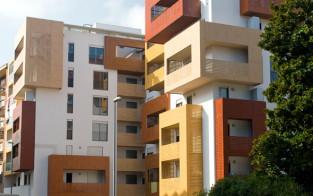 frlan+jansen | edificio residenziale a Rivoli