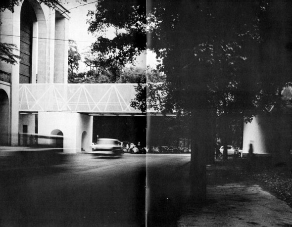 1964_Aldo Rossi e Luca Meda_Ponte Triennale