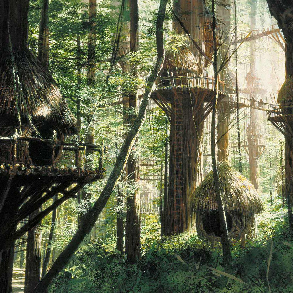 Alle radici della casa sull 39 albero zeroundicipi it for Kit per costruire casa sull albero
