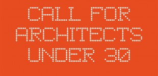 Call for architects under 30