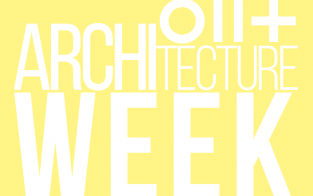 OII+ Architecture Week Rettangolare