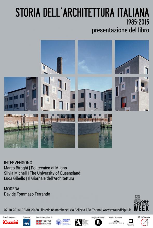 Web_Storia Architettura Italiana_Poster