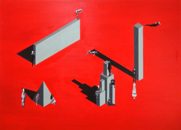 the exhibition 140cmx100cm_o