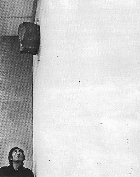 Giovanni Anselmo_Senza Titolo_1969