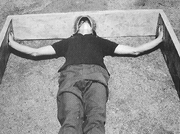 Giuseppe Penone_Alpi Marittime_1968_01
