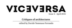 Read Viceversa 4 - Critiques of Architectures