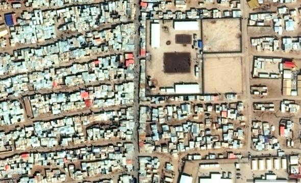 Fig 10 - Zaatari Refugee Camp, Al Mafraq, Mafraq, Jordan