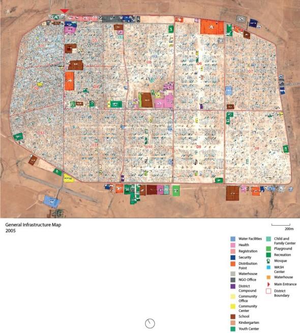 Fig 13 - infrast map
