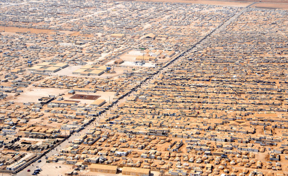 Fig 5 - _Aerial_View_of_the_Za'atri_Refugee_Camp