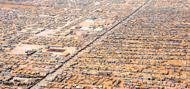 Fig 5 - _Aerial_View_of_the_Za'atri_Refugee_Camp