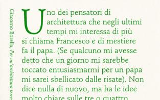 Per un'architettura terrestre_T
