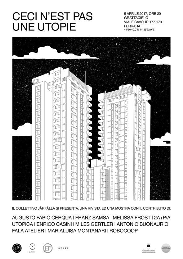 Jarfalla_Locandina-Ceci n'est pas une utopie