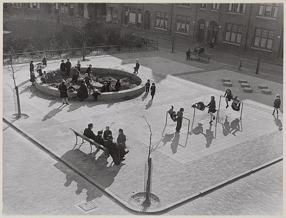Aldo van Eyck PLayground